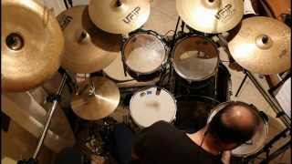 Repeat youtube video Drum Cover ''The XX - track Intro'' Drum Cover