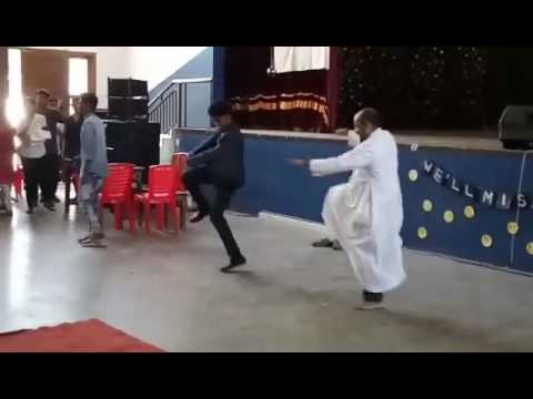 Christian Church Father super dance
