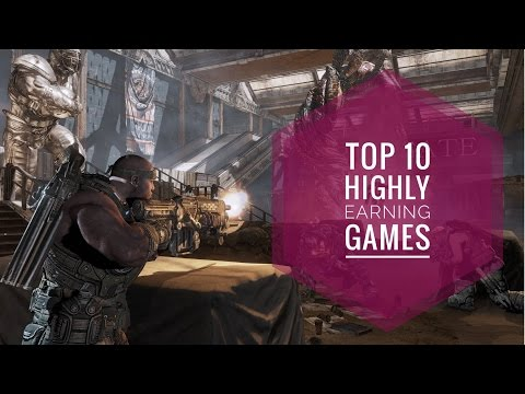 Top 10 Highly revenue earning games