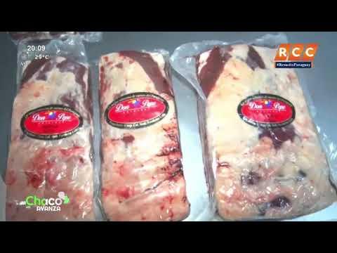 #Paraguay Ventas de Frigochaco a nivel Local e internacional y local Beefshop en Asunción