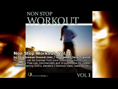Royalty free music: Non Stop Workout Vol. 1