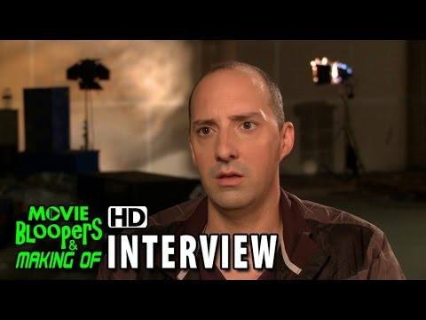American Ultra (2015) Behind The Scenes Movie Interviews - Tony Hale is 'Petey Douglas'