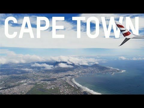 A REAL SOUTH AFRICAN EXPERIENCE   BA CABIN CREW