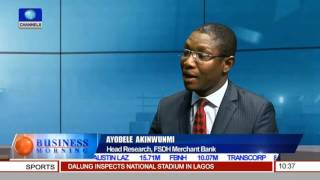 Impact Of Monetary Policy Easing In Nigeria Banking 05/01/16 Pt.2