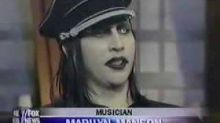 Marilyn Manson on the O'Reilly Factor