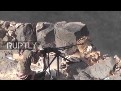 Yemen: Saudi-backed forces make gains against Houthis east of Sanaa