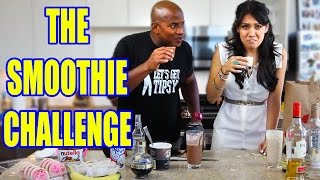 Smoothie Challenge W/ Tipsybartender