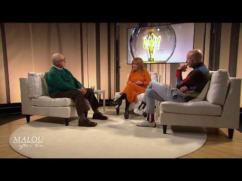 #60 Vad är manlighet? Hans Blix och Mark Levengood - Malou Efter tio (TV4)