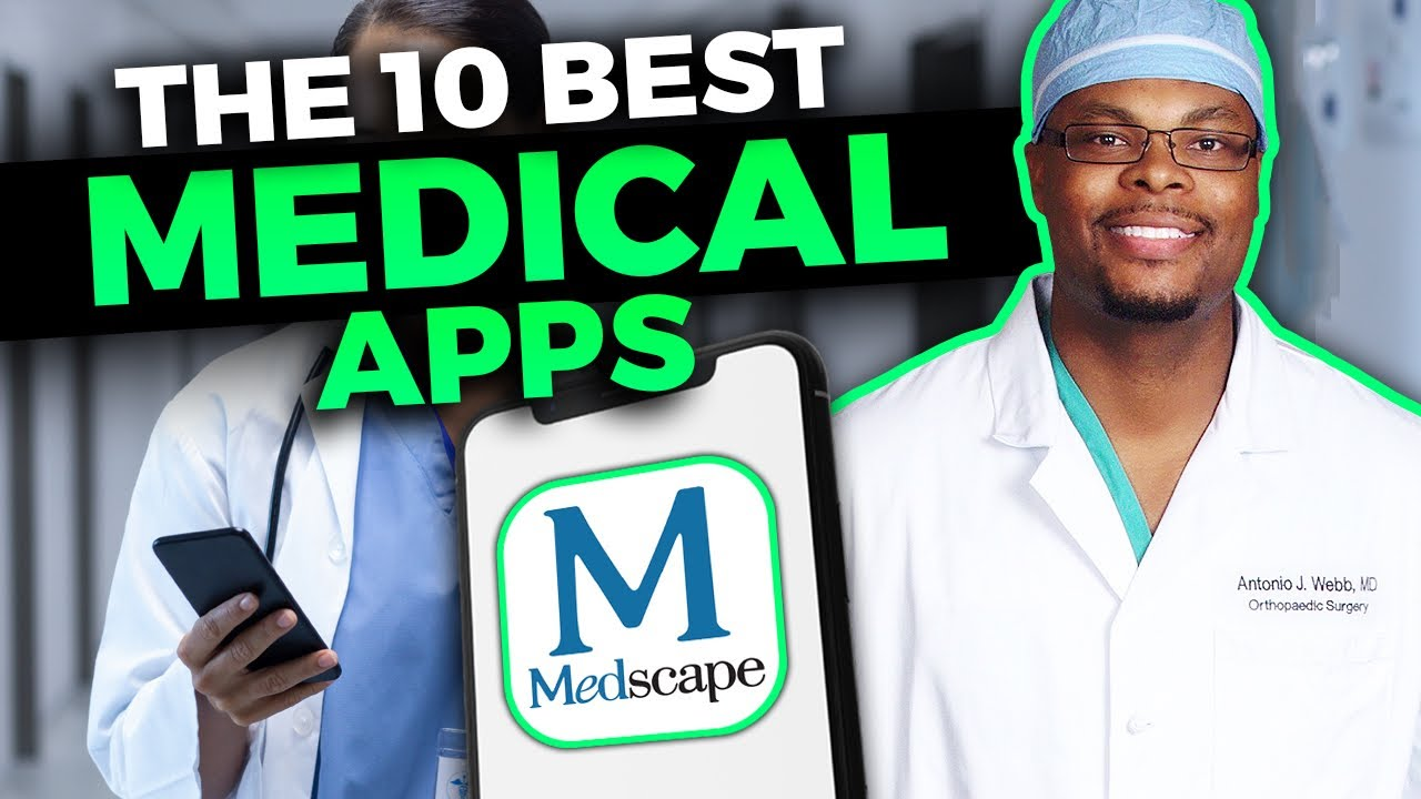 Best apps for doctors