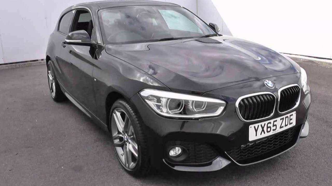 2016 bmw 118i black sapphire youtube. Black Bedroom Furniture Sets. Home Design Ideas