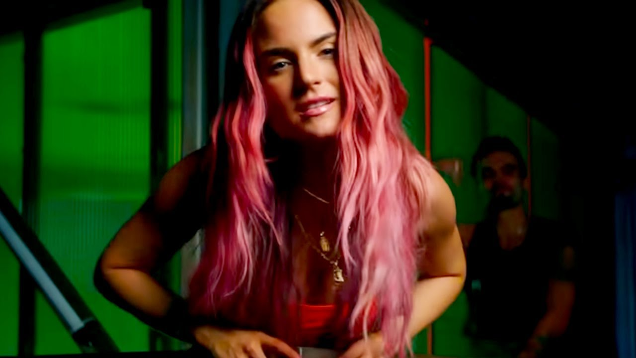 JoJo - What U Need [Official Music Video]