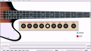 Doobie Brothers Long Train Running Bass Lesson Software