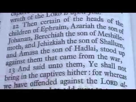 2 Chronicles 28 King James Holy Bible
