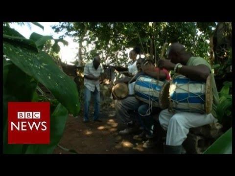Cuban chants traced to Sierra Leone - BBC News