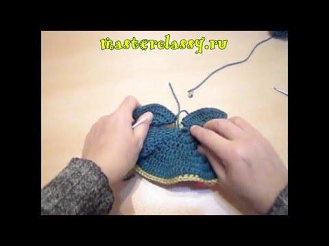 рукоделие своими руками вязание спицами прихватки