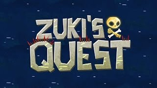 Zuki's Quest - a turn based Puzzle Platformer - iPhone/iPod Touch/iPad - HD Gameplay Trailer