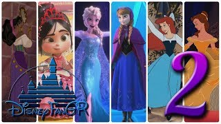 Τα φορέματα της Disney 2