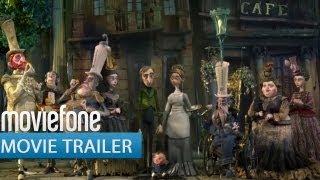 'The Boxtrolls' Trailer | Moviefone