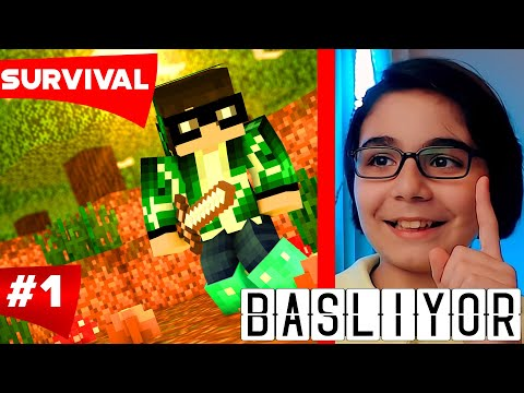 Minecraft Türkçe Survival - S3 Bölüm 1 - Видео онлайн