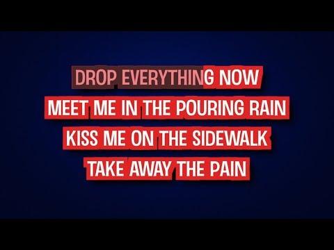 Taylor Swift - Sparks Fly (Karaoke Version)