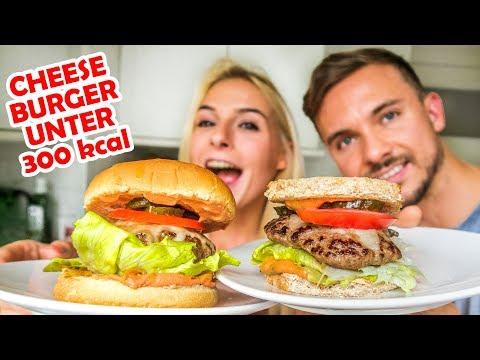 Wer macht den kalorienärmsten Burger der Welt - Freund vs. Freundin Challenge
