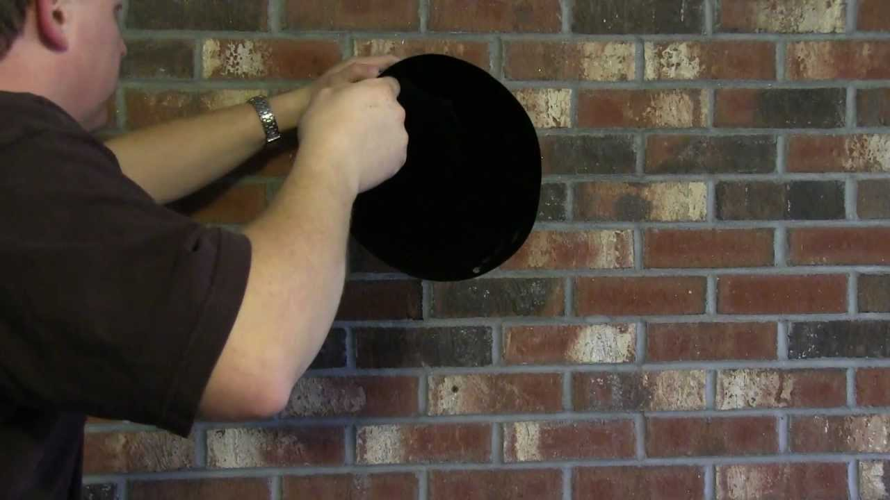 How To Replace Cracked Cement With Quickrete In A Chimney