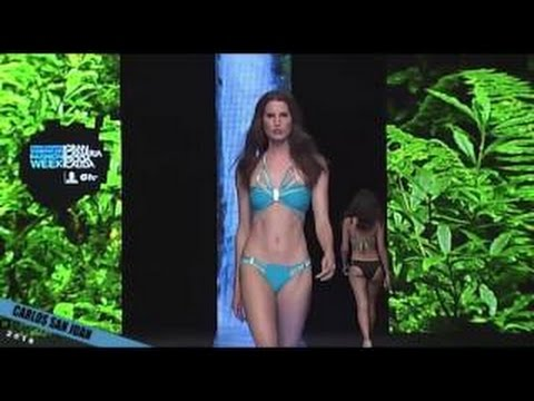 Carlos San Juan Swim Collection 2017 Gran Canaria Swimwear Fashion Week