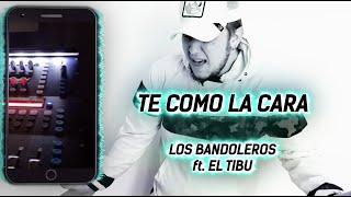 """LOS BANDOLEROS FT TIBU """"Te como la Cara"""" (Videoclip)"""