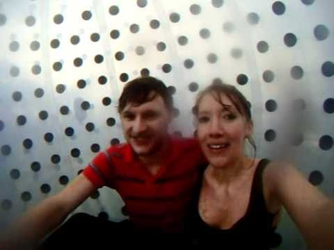 Zorbing - Spheremania, Laura and Andy