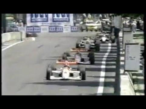 FÓRMULA INDY 1993 (FASE CART) - GRANDE PRÊMIO DE PORTLAND (BUDWEISER/G. I. JOE'S 200)