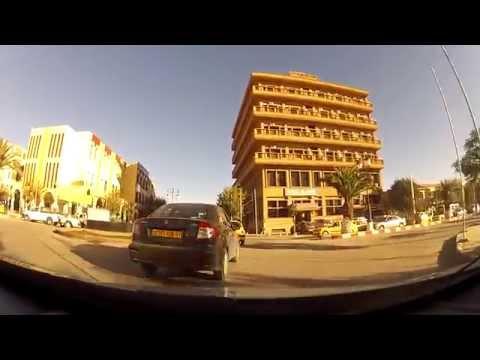 وسط مدينة الجلفة - نايلي - Djelfa -GoPro -Full HD- Naili