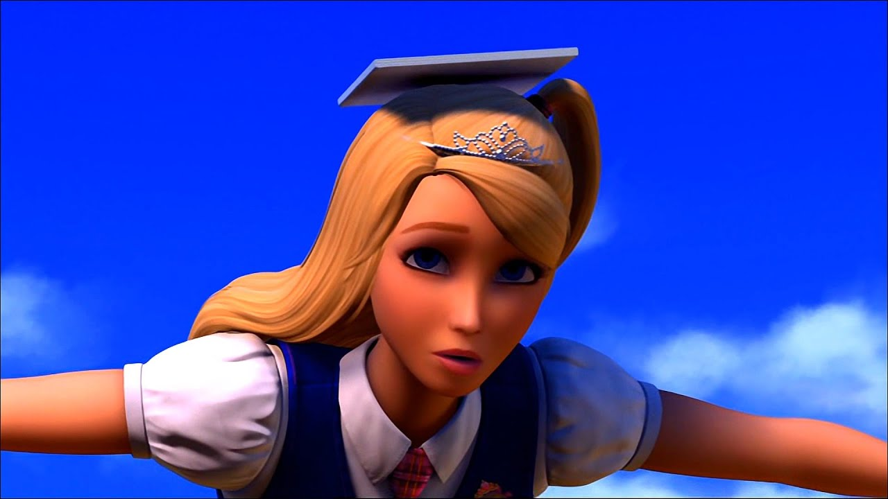 Download Barbie Princess Charm School - On Top of the World