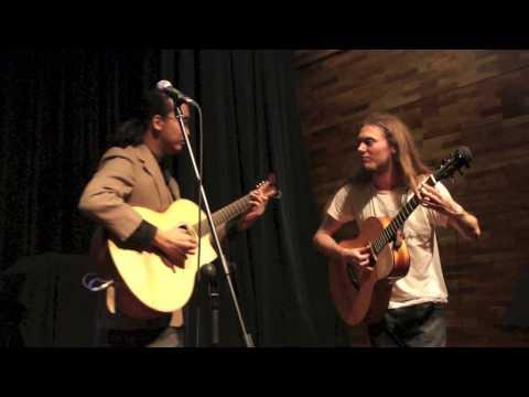 Mike Dawes & Az Samad - Blue Moon - Live in Kuala Lumpur, Malaysia