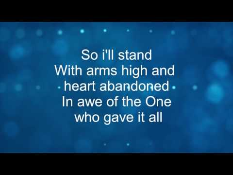 The Stand - Hillsong United (Lyrics)