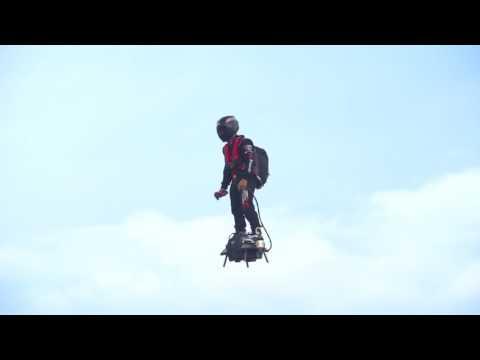 Флайборд Аир быстрее гидроцикла Flyboard Air By ZR Naples Florida