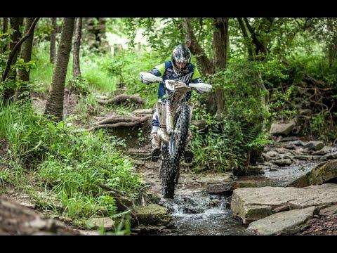 Graham Jarvis  my 2017 Husqvarna 300TE Bike Spec