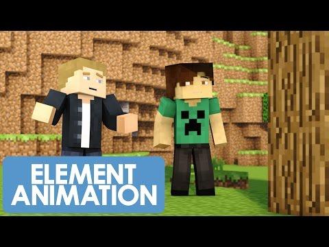 A Minecraft Adventure - Part 1 (Animation)