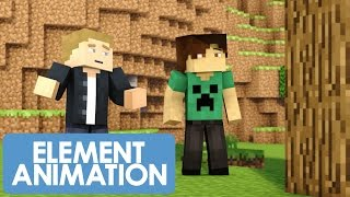A Minecraft Adventure - Part 1 of 2 (Animation Mini-Series)
