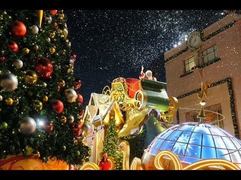 So Much Christmas At Universal Orlando 2017!! | Grinchmas, Holiday Parade, Harry Potter & More!
