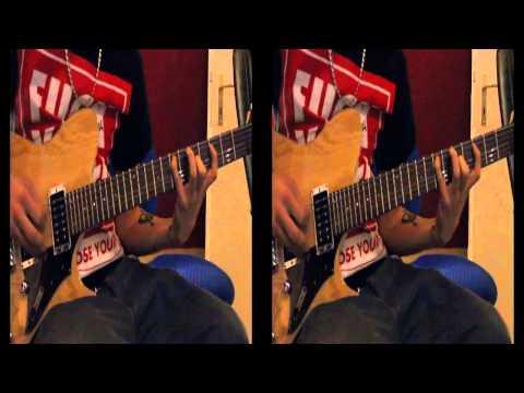 The Ocean Screams - Deepwater Horizon (Studio Update #1 Guitar)