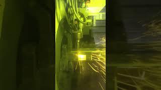Laser tubo 8 mm taglio bilevel, #trumpf,