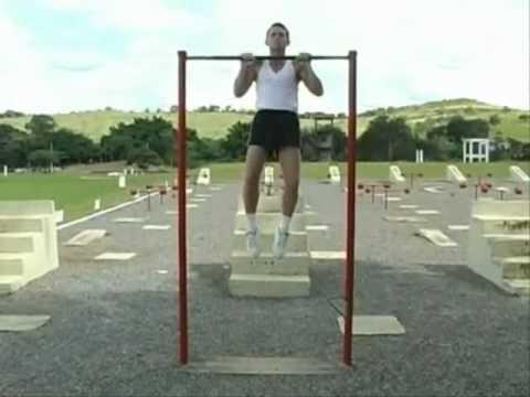 Aptidão Física - Exército Brasileiro