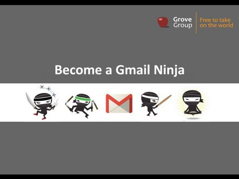 Becoming a Gmail Ninja