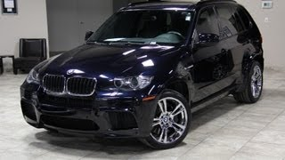 BMW X5 M - Chicago Motor Cars Video Test Drive with Chris Moran