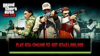 #Стрим ▶ #GTA #Online ▶ За вход в игру, лям !! ▶ #GTA 5) ▶ #Pioneer