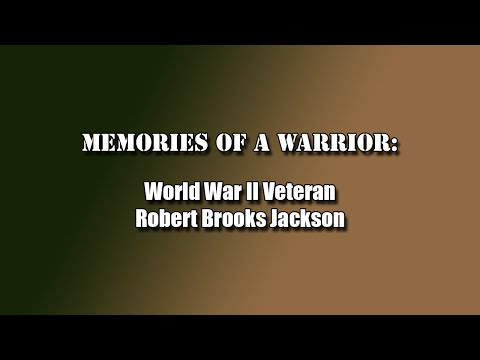 World War II Veteran Interview,  45th Infantry Division