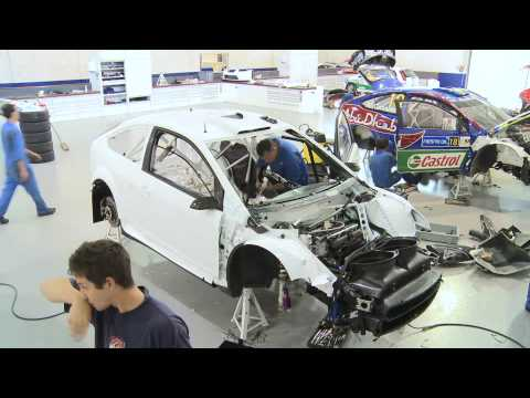 Building the Stobart Focus WRC & Building the Stobart Focus WRC - YouTube markmcfarlin.com