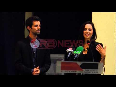 """""""Dear Albania"""", Aktorja shqiptare, Eliza Dushku, prezanton dokumentarin në Tiranë- Ora News"""