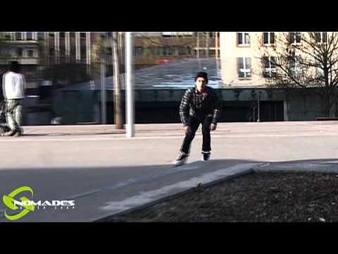 Cours de roller - Trixionnary Episode 2 - Back Royal