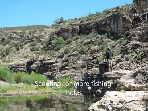 San Carlos Apache Reservation SUMMER EXPEDITION
